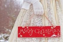 Holiday | Christmas / by Dru Cortez (Vintage Glam Studio)