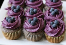 For the Love of Blueberries / by Brianne S