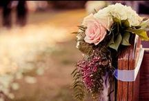 Wedding Day / Ideas for the big day! When it comes, that is.  / by Emma Bucy