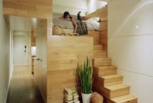 Loft Living / by Cathy Stout