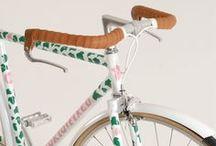 Bike Stuff / by Hayley Wells