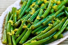 Eating My Veggies / Side Dishes & Vegetables / by Brianne S
