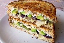 It's Sandwich Time! / wraps, sandwiches, burgers, paninis / by Brianne S