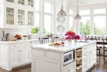 Kitchen Ideas / by Michele Hall