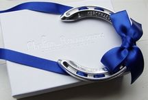 "Something Blue / ""Marry in blue, lover be true"" / by Atelier Rousseau Bridal"