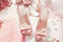 Pink Bride / {Pink Wedding Colour Palette} / by Atelier Rousseau Bridal