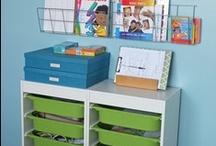 ORGANIZATION  / Ways to keep your life organized. / by Karen Taylor