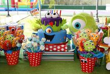 Children's Party Ideas  / by Nati