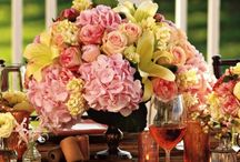 Flower Decor - Centerpiece  / by Nati