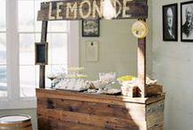 lemonade stand / by JenMarie EmbellishingLife