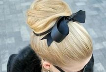 Hairspiration / Your hair is an accessory within itself; get inspired by these fabulous styles.  / by Pose