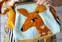 Stitch and sew / Sewing patterns  / by Zoe-Charlotte McCullagh