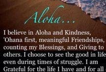 All Things  Aloha / by Pattie Daniel