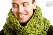Crochet and knit for men / by Nicole de Boer
