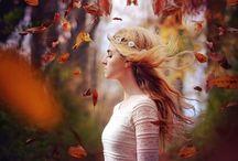 Autumn Enchantment / The enchantment of the autumn season.  / by Ellen Dugan