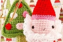 Crochet for Christmas / by Nicole de Boer