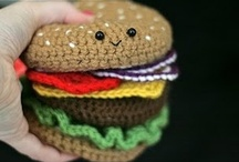 Crochet food / by Nicole de Boer