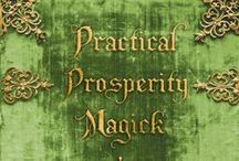 Prosperity Spells / Practical Prosperity Magick. By Ellen Dugan. Released June 2014! / by Ellen Dugan
