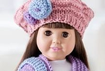 Crochet for Dolls / by April Conner