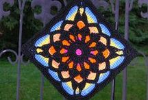 Crochet Blocks and Motifs / by April Conner