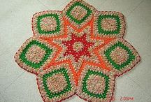 Crochet Rugs / by April Conner