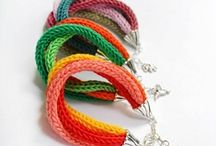 Crochet Jewelry / by April Conner