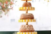 Sweet Displays! / by My Cake School