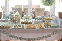 Baby Shower Ideas / by La Bella Vita Cucina | Roz Corieri Paige
