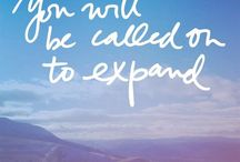 Expand Your Vision / Go higher, heal deeper. / by Susan Cadley