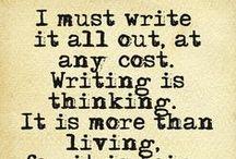 Like to Write / by Susan Cadley
