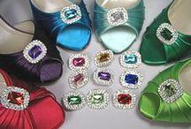 Shoe Love <3 / Wedding shoes, wedding sandals, bridal flip flops, bridesmaids shoes, couture high heels, bridal flats, evening shoes, prom shoes, unique women's shoes / by Advantage Bridal
