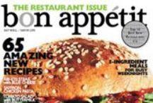 Nom, Nom... Sip Sip.   / Favorite Food & Drink recommends:  recipes, restaurants and more. / by Lara Stegman