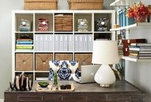 ORGANIZE ALL THE THINGS / Organizing everything! / by Simone @ FreshPaperie.com
