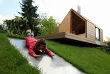 architecture for children / www.thearchitectureofearlychildhood.com  / by jess