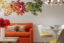 Colour - interior / by Helen Stackhouse