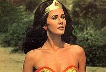 Wonder Woman / by Natalia Lopez