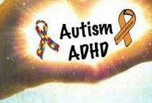 ADD/ADHD/ASPIE / by Laura Cromwell