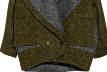 Sewing: Coats, Jackets, Vests / by Looperetta