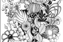 zentangles / by Candy Golden