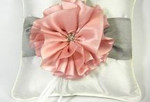 Ceremony Accessories / Custom wedding accessories, ring bearer pillows, flower girl baskets, aisle runners, guest books, guest book pens, unity sand, unity candles and more! / by Advantage Bridal