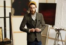 AW13: Scholar Trend / Check out our SCHOLAR TREND for AW13. Featuring pattern print shirts, chunky knits, peacoats, tweed blazers and more. / by Burton Menswear