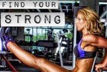 Workout Motivation / by Jennifer Griffey