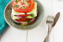 Recipes: SALADS / by Lets Wear Dresses