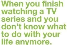 Television / by Maria Schroeder