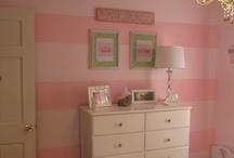 Decorating ideas for girls room / by Jeni Davis