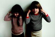 Clothes for little ones / by Sanne Van de Werf