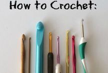Craft: Crochet: Stitches & Tips / Helpful crochet tips / by Sarah McMahon