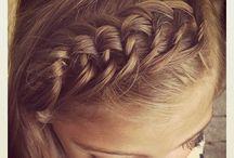 Hair / by Hannah Entner