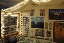 My room / by Hannah Entner