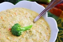 Soup's on! / by Misty Wyatt